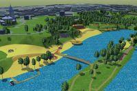 Narva Joaoru Ideekonkursi kavand