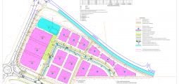 Detailplaneeringu koostamine: detailplaneeringu põhijoonise näidis