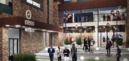 Origo Center, Linstow Center Management SIA